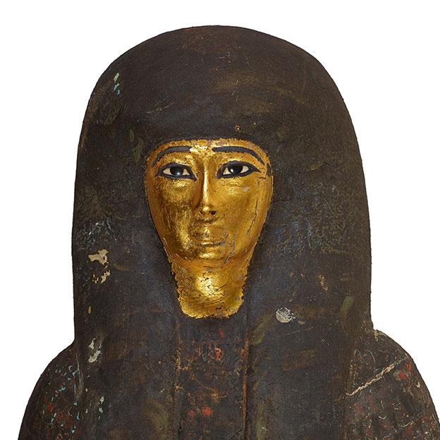 Fig. 5. Tjayasetimu: a young temple singer. (© British Museum)