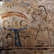 An ancient Egyptian diplomat's tomb revealed at Saqqara