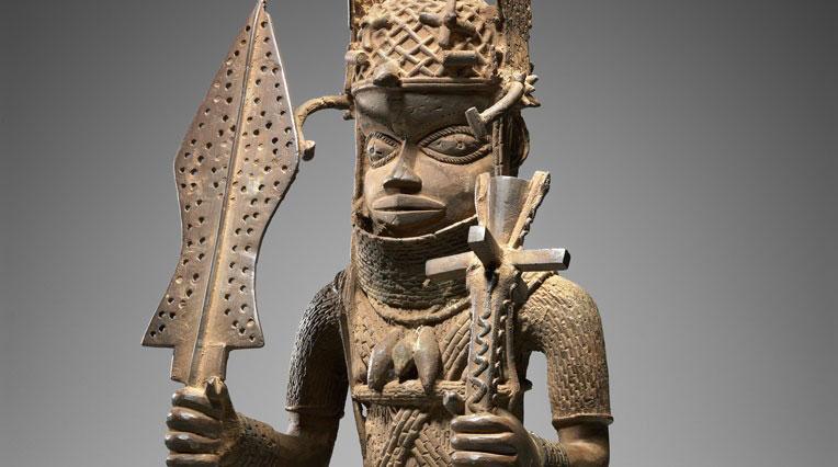 Altar figure. Benin peoples, Nigeria. Credit: Museum of Fine Arts, Boston