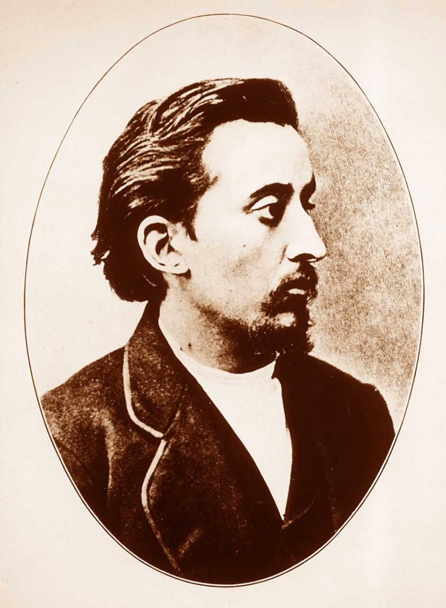 Lafcadio Hearn (1850-1904).