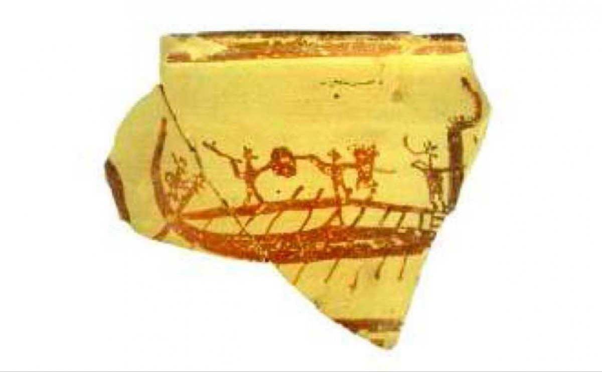 During the 8th meeting of the Mycenaean Seminar pictorial and household pottery from ancient Kynos will be discussed.