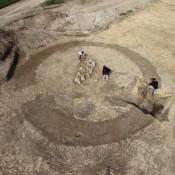 Bronze Age necropolis at Marigny-le-Châtel