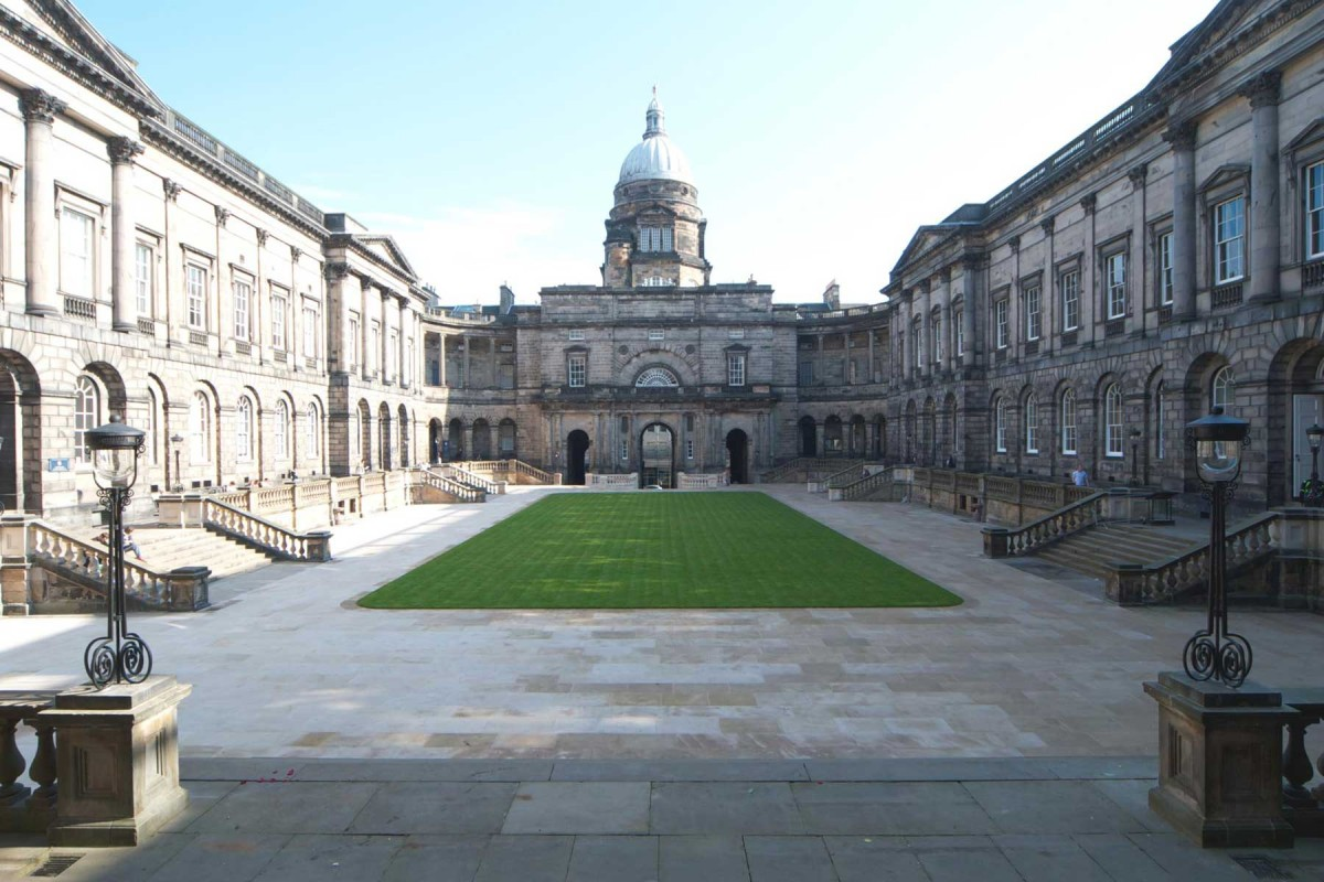 University of Edinburgh, Old College.