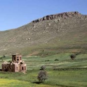 The Red Church of Cappadocia