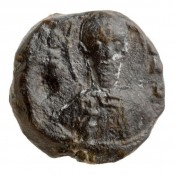 The rare seal of St. Sabas