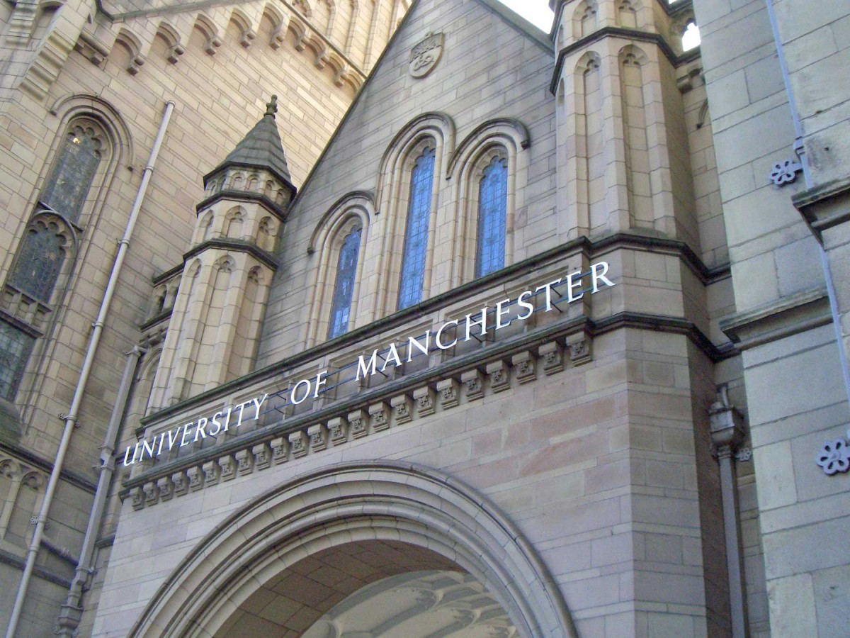 The University of Manchester is the largest single-site university in the UK.