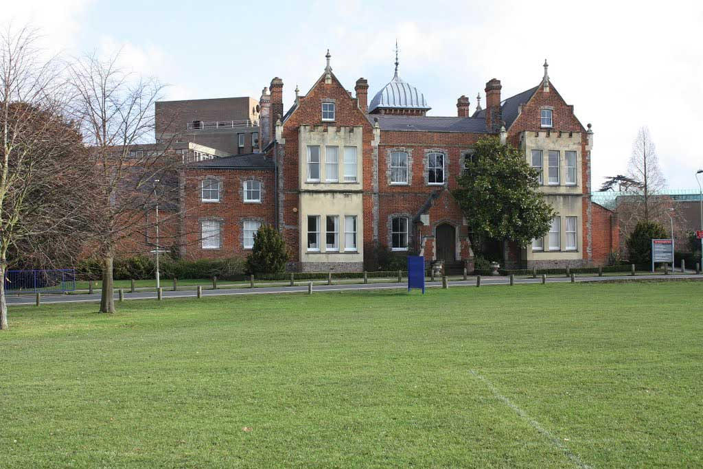 Old Whiteknights House, University of Reading.