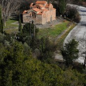 The Red Church of Voulgareli