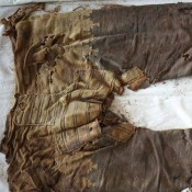 Earliest pair of trousers found in China