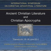 Ancient Christian Literature and Christian Apocrypha