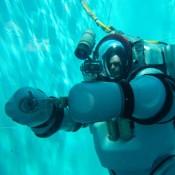 Underwater Iron Man to explore Antikythera wreck