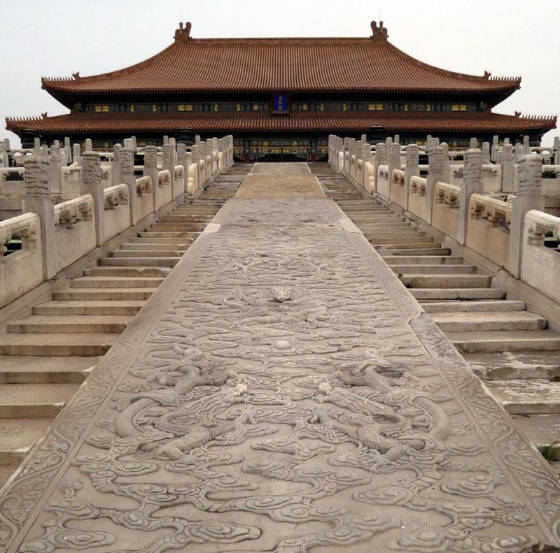 Hall of Supreme Harmony, Forbidden City.