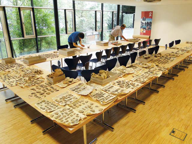 10,600 antiquities kept in German museums since WWII will be repatriated to Greece. (Photo: Ministry of Culture)