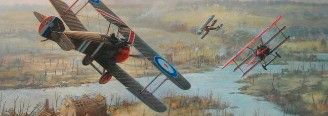 WW1: Aviation Comes of Age: This course will investigate how the early days of aviation gripped the imagination of the general public, galvanised industry and excited far-sighted members of the military.