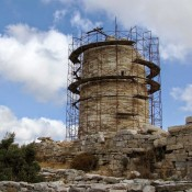 The Cheimarros Tower on Naxos to be restored