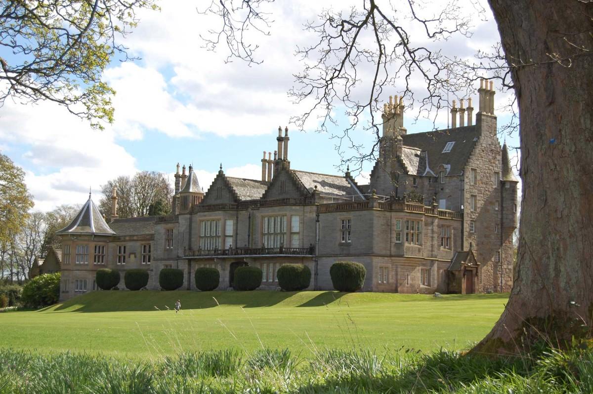Lauriston Castle.