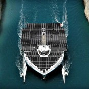 World's largest solar boat on Greek prehistory mission