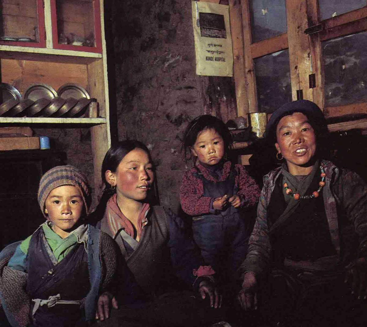 A gene variant that helps Sherpas and other Tibetans breathe at high altitudes was inherited from the Denisovans.