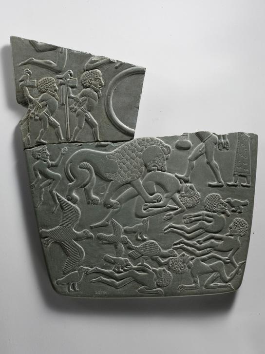 The Battlefield Palette (EA 20791). Photo credit: The British Museum