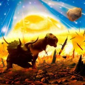 Dinosaurs fell victim to perfect storm of events