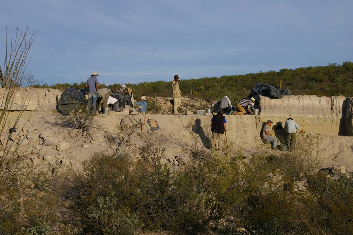 Archaeologists dubbed the site El Fin del Mundo, which means