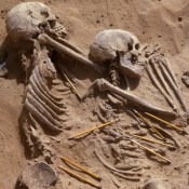Violence and climate change in prehistoric Egypt and Sudan