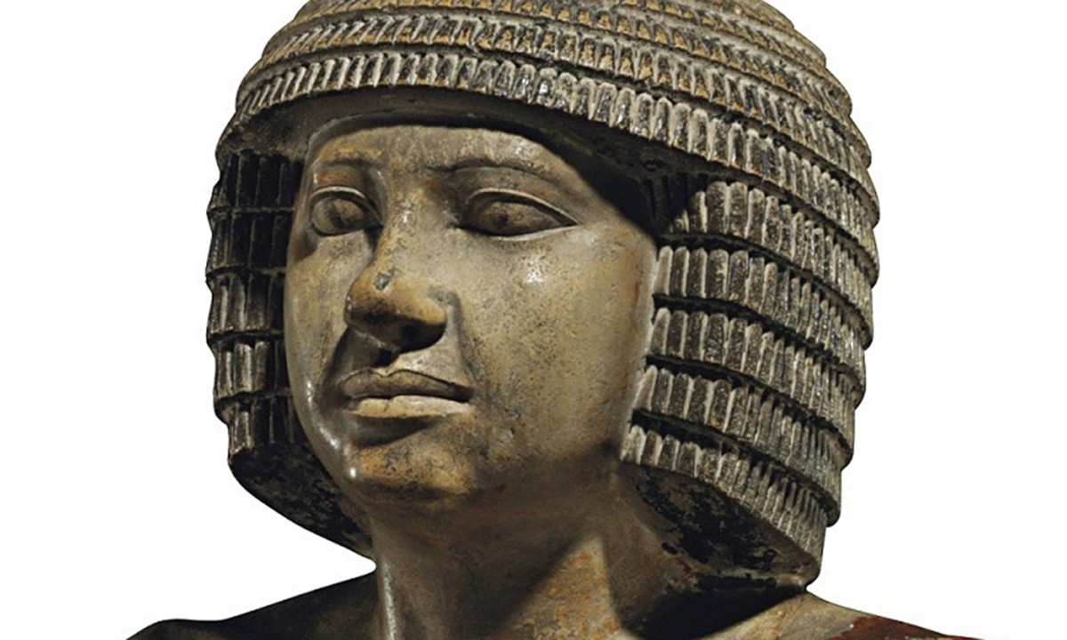 The Sekhemka statue's sale marked