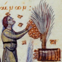 Beekeeping in Byzantine culture