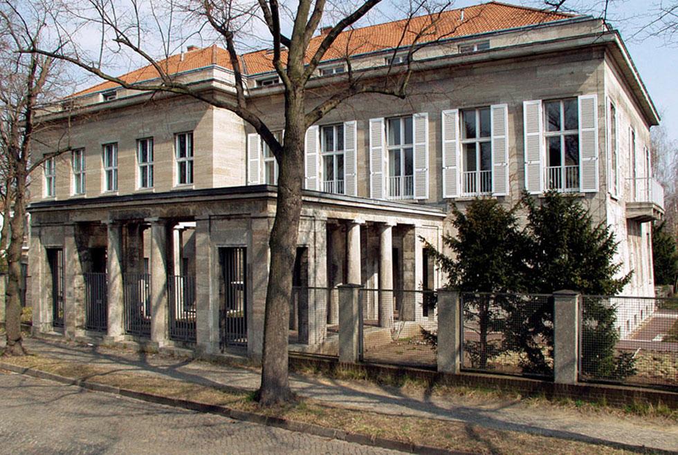 The Deutsches Archäologisches Institut in Berlin.