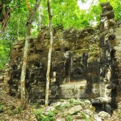 Mayan city is rediscovered