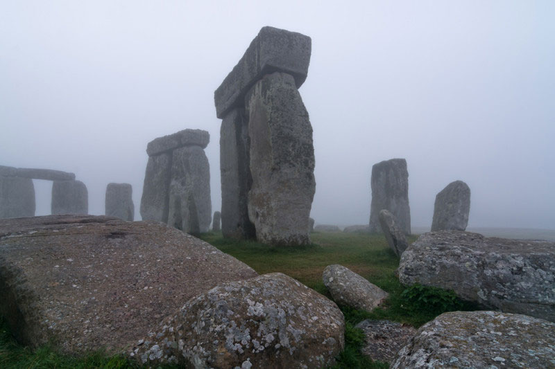 Stonehenge: An unprecedented digital mapping project is expected to transform our knowledge of the iconic landscape - including remarkable new findings on the world's largest 'super henge', Durrington Walls. Credit: Image courtesy of University of Birmingham.
