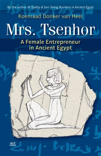 Tsenhor seems in many ways to have been a liberated woman, some 2,500 years before the concept was invented.