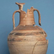 Geometric pottery trove revealed in Corinth