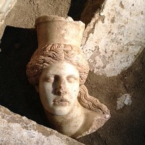 Finding the Sphinx's head only makes the Amphipolis riddle more complex