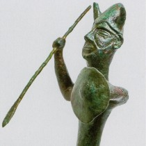 Cypriot bronzework in the Mediterranean world during the Late Bronze Age
