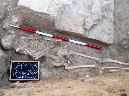 Anthropology unlocks clues about Roman gladiators' eating habits. Credit: OEAI, Pietsch
