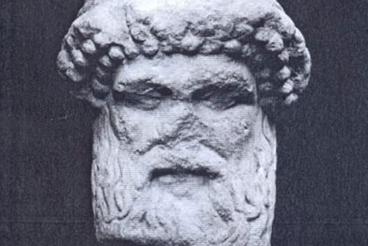 Hermes head was withdrawn from auction scheduled for October 2.