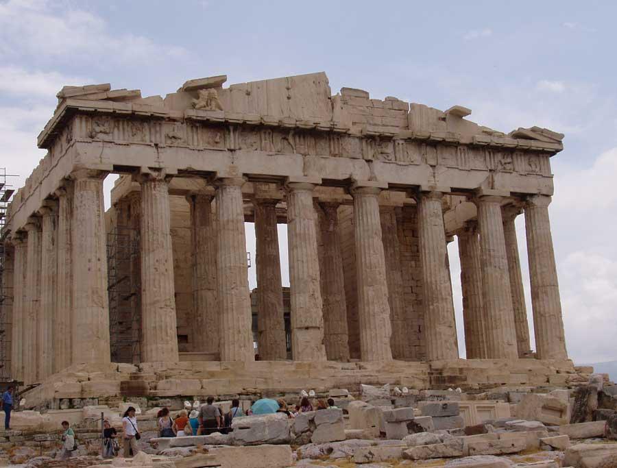 Parthenon.