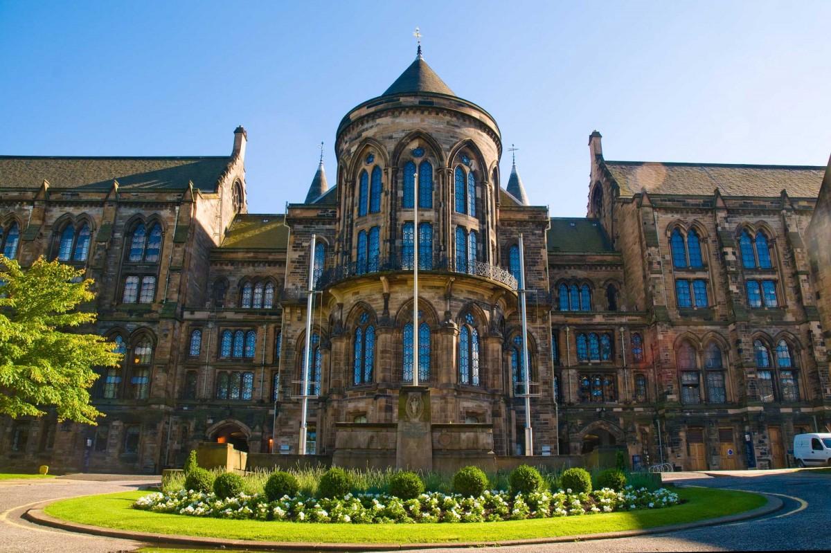 University of Glasgow (main building).