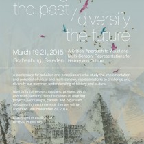 Challenge the past / Diversify the future