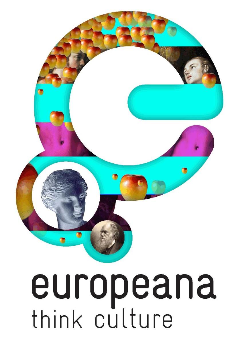 Europeana logo.