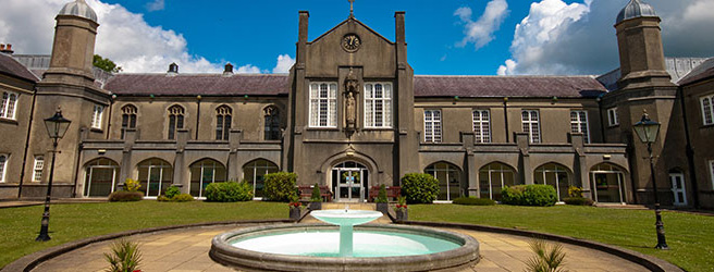 Lampeter Campus, University of Wales.