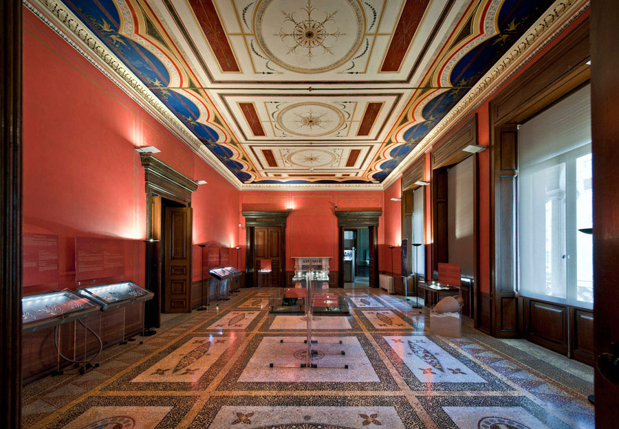 Numismatic Museum, Athens, Greece.