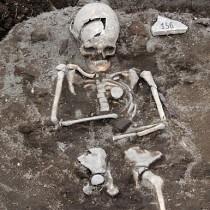 'Vampire grave' found in Perperikon
