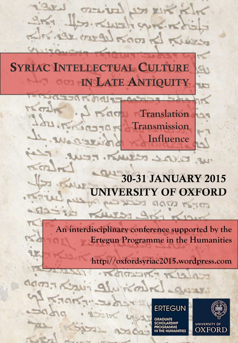The conference poster.