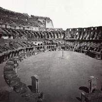 Italian culture minister backs Colosseum floor restoration