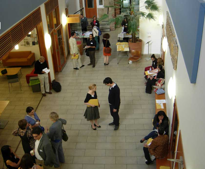 The conference will take place at the Ioannou Centre, Oxford.