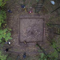 Archaeologists study Thracian burial ground in Romania