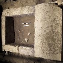 Long-awaited skeleton found at Amphipolis