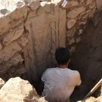 Unique Roman relief discovered in Turkey